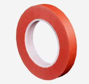 260 Degree Crepe Paper Masking Tape High Temperature Bearing Pet Compound